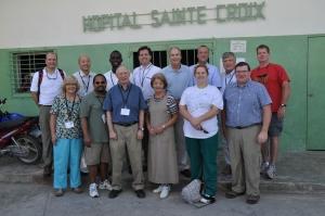 MBF - Haiti Mission Team